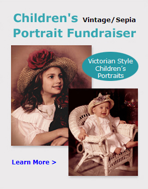 Childrens Vintage Fundraiser