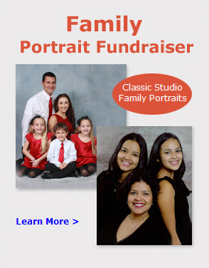 Family Portrait Fundraiser